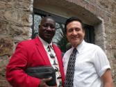 Preacher & his buddy
