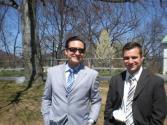 Pastor & Bobby