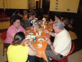 Parent / Teen Dinner - The righteous are bold as a lion