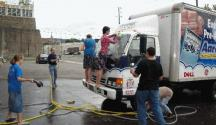 Teen Car Wash - This should count for 20!